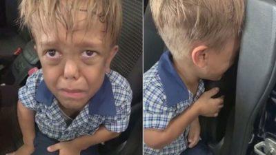 """""""MË JEP NJË LITAR TË VAR VETEN""""/ Komediani mbledh 200 mijë $ për të dërguar në Disneyland 9-vjeçarin e bullizuar në shkollë (VIDEO)"""