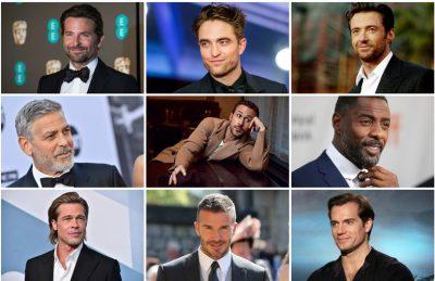 E THOTË SHKENCA, JO NE/ Ja cilët janë burrat më të pashëm në botë
