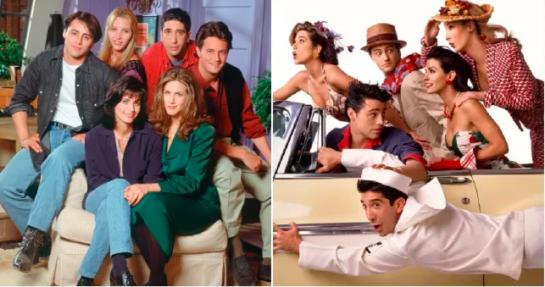 """ËSHTË ZYRTARE/ Seriali """"Friends"""" do të rikthehet në ekran"""