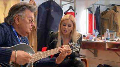 PËRPARA SANREMO-s/ Zbulohet kënga që do të këndojë Alketa Vejsiu në festivalin italian