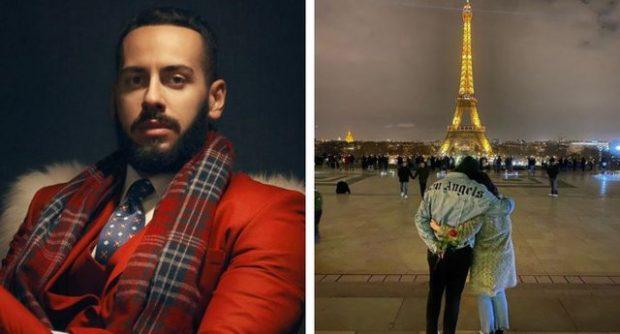 E DASHURA? Capital T zbulon se kush është vajza me të cilën u fotografua në Paris