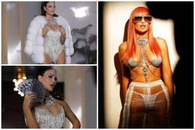 SUPER SEKSI/ Bleona shfaq gjithë sensualitetin e saj në videoklipin e ri