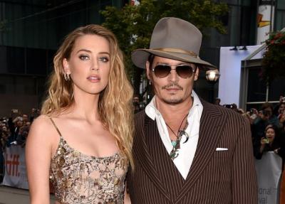 """""""NE JEMI NJË SKENË KRIMI…""""/ Amber Heard paska dhunuar ish-in Johnny Depp dhe jo e kundërta"""