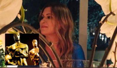 """VJOLLCA HOXHA E KA VESHUR DY VITE MË PARË/ Një prej fustaneve që iu ra në sy të gjithëve në """"Oscars 2020"""""""