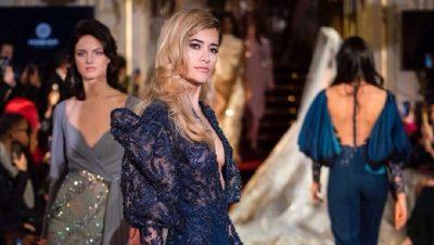 """FESTIM ISUFI/ Stilisti i parë shqiptar që prezanton koleksionin në """"Javën e Modës në Paris"""" (FOTO)"""