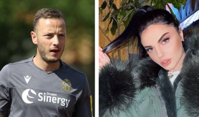 NË NJË LIDHJE/ Detaji që nxorri zbuluar Anna Likën dhe futbollistin shqiptar (FOTO)