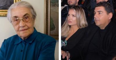 U SHUA NË MOSHËN 100 VJEÇARE/ Ja cila është dhurata e veçantë e Nexhmie Hoxhës për Rezarta Shkurtën para se të vdiste (FOTOT)