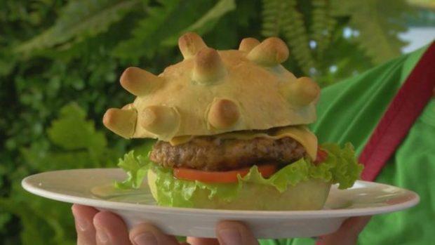 DO E KAFSHONIT? Një hamburger i ri si… koronavirus