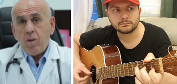 """""""UNË I LAJ DUART SI PËLLUMB PIPERO""""/ Kënga e Ermal Mamaqit që të ngre humorin (VIDEO)"""