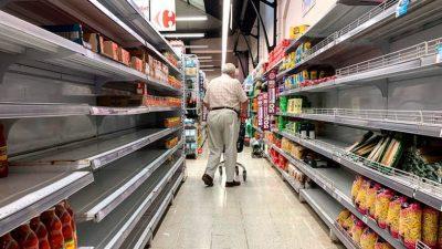 FOTOT FLASIN VETË/ Shihni si duken sot supermarketet e botës