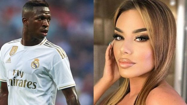 THA QË E KA SHOK/ Por shihni çfarë bën Tayna pas ngacmimeve nga futbollisti i Madritit