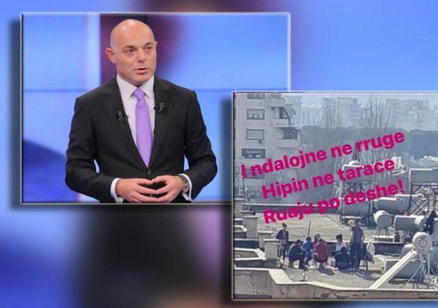 """'MOS IA LINI NË DORË ZOTIT…""""/ Fevziu i revoltuar ndaj shqiptarëve të pabindur"""