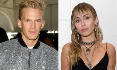 ME KUPTIM TË VEÇANTË/ Miley Cyrus dhe Cody Simpson bënë krejt papritur tatuazhe të njëjta