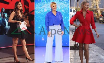 MODERATORET GJATË KËSAJ JAVË/ Si u veshën dhe cila është e preferuara jonë