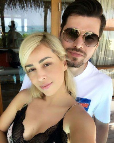 """NEVE, ÇIFTI PERFEKT…""/ Alban Skënderaj publikon FOTON qesharake, pa lejen e Mirjamit"