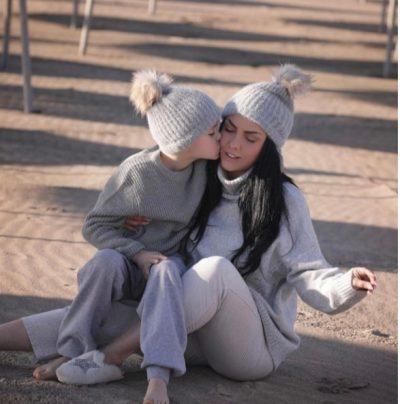 NË DITËLINDJEN E PARIDIT/ Ingrit Gjoni organizon festën më të ëmbël për djalin e saj (FOTOT)