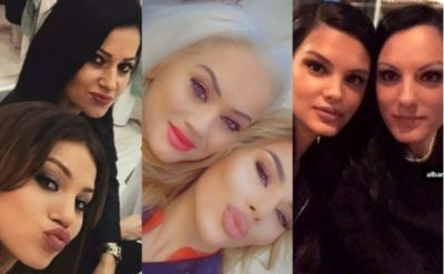 DUKEN SI MOTRA/ Vajzat e famshme shqiptare që i kanë mamatë super yje (FOTOT)