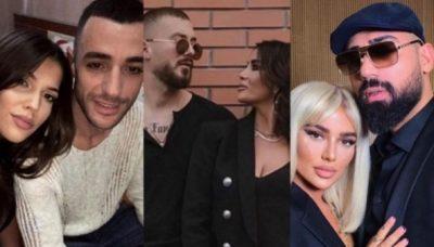 SHPIRTA BINJAKË/ Karantina ribashkon çiftet e famshëm shqiptarë (FOTOT)