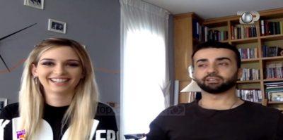 NË SHTËPINË E GAZ PAJËS/ Aktori dhe bashkëshortja e tij tregojnë si po e kalojnë vetëizolimin (FOTO+VIDEO)