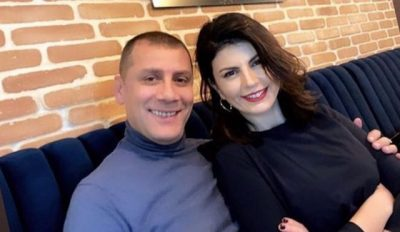 KORONAVIRUSI/ Në shtëpinë e Rudina Dembacajt dhe Mark Frrokut, ja si po e kalon çifti vetëizolimin (FOTO)
