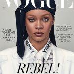 FEMRA E PARË QË…/ Rihanna bën histori në kopertinën e British Vogue