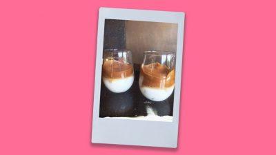 PO E BËJNË TË GJITHË/ Provoni Dalgona Coffee , kafen e preferuar të momentit