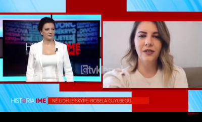 KORONAVIRUSI/ Rosela Gjylbegu: Si kujdesem për veten në këto ditë izolimi (VIDEO)