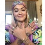 """""""NJË KAFE SI…""""/ Rita Ora i bashkohet nismës së shqiptarëve në luftën kundër koronavirusit"""