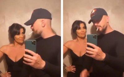 EPIKE/ Romeo vesh fustanin e Jonidës dhe u shkrimë së qeshuri (FOTO+VIDEO)