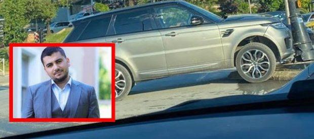 U PËRPLAS ME SHTYLLËN E SEMAFORIT/ Ermal Fejzullahu shfaqet për herë të parë pas aksidentit me makinë (FOTO)
