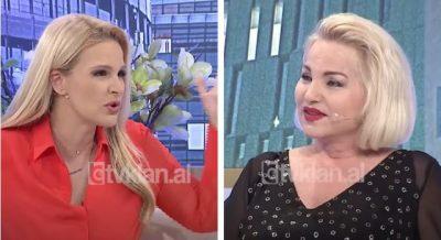 """""""BOBO, Ç'MË BËRE""""/ Rita Lati surprizon Rudina Magjistarin në emision"""