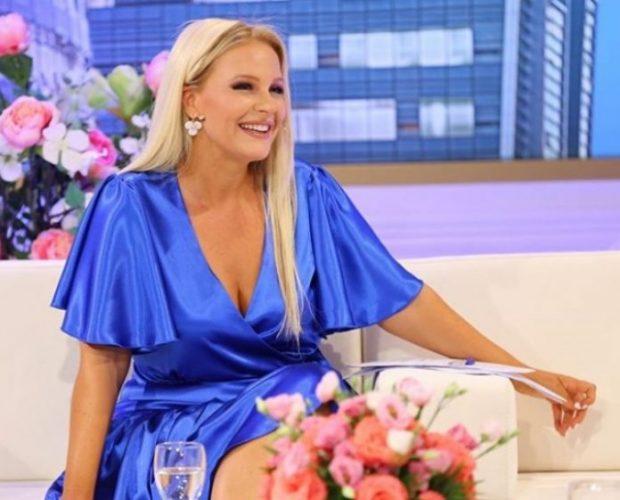 PAS SHUMË VITESH/ Rudina Magjistari habit me ndryshimin e papritur në emision (FOTOT)