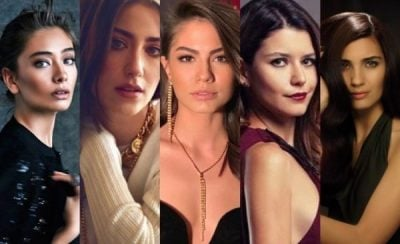 """""""YLLI MË I SUKSESSHËM I TURQISË""""/ Ja cila aktore fitoi çmimin e rëndësishëm"""