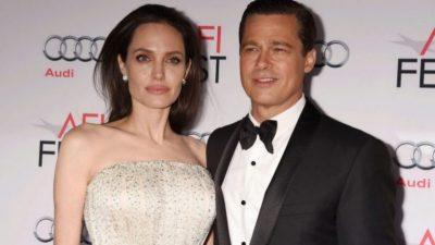 """""""ISHTE VENDIMI I DUHUR…""""/ Angelina Jolie tregon arsyen e ndarjes nga Brad Pitt"""