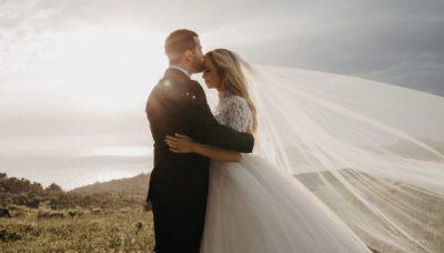 """""""MË GËZOVE KUR TË…""""/ Në përvjetorin e martesës, Gaz Paja i bën premtimin publik partneres së tij (FOTOT)"""