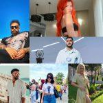 """TË NDJESHËM DHE """"DRAMATIK""""/ VIP-at shqiptarë të shenjës së gaforres që festojnë ditëlindjen në korrik (FOTOT)"""