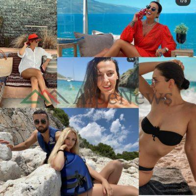 """""""ARRATISJA"""" E FUNDJAVËS/ Ja se ku kanë zgjedhur VIP-at shqiptarë të relaksohen këto ditë pushimi (FOTOT)"""