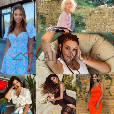 TË KUQE DHE…TË KUQE! Modelet e rrobabanjove që kanë zgjedhur vajzat e showbizzit shqiptar në këtë sezon veror