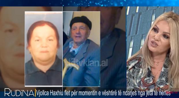 BËN RRËFIMIN PREKËS/ Këngëtarja shqiptare: Nëna më vdiq në gjumë (FOTO+VIDEO)