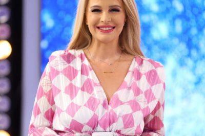 NUK E DIMË Ç'NDODHI/ Por Rudina Magjistari u shfaq sot në ekran me një tjetër look dhe na pëlqeu! (FOTO)