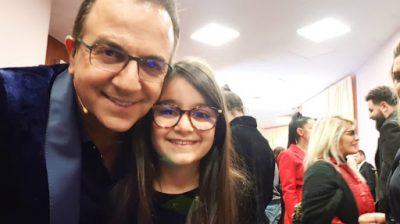 I PËRKUSHTUAR PAS ANNËS/ Xhemi kujdeset të ruajë këtë kujtim të bukur të Arditit me vajzën (FOTO)