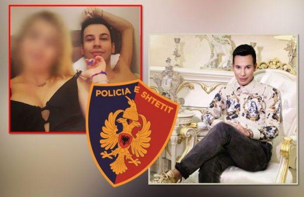"""ËSHTË NË ARREST SHTËPIE/ """"Zogu i Tiranës"""" surprizohet nga miqtë e tij për ditëlindje me dhurata luksoze (FOTO)"""