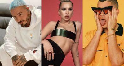 """DEL KLIPI MË I FUNDIT I DUA LIPËS/ Këngëtarja publikon këngën më të re me J Balvin dhe aktoren e famshme e """"La Casa de Papel"""""""