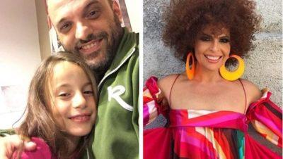 """""""TË NJOHA KUR ISHE BEBE""""/ Aurela Gaçe pozon me vajzën e Dr.Florit, shikoni sa shumë është rritur (FOTO)"""