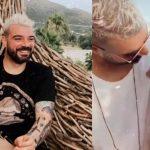 """""""DASHURI E VËRTETË…""""/ Puthje dhe përqafime, DJ Sardi po kalon momente romatike me të dashurën (FOTOT)"""