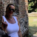 SI RRALLË HERË/ Rudina Magjistari poston FOTON me bashkëshortin gjatë pushimeve
