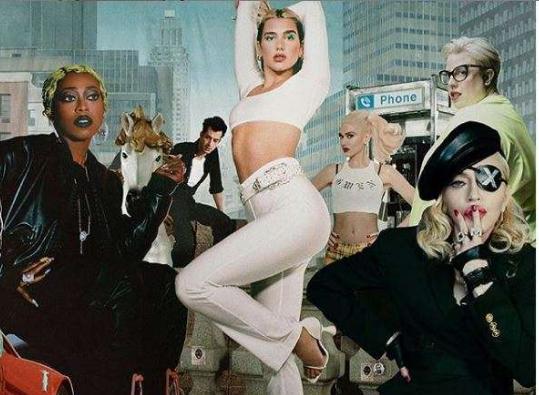 SURPRIZA TË REJA NGA DUA LIPA/ Këngëtarja bëhet bashkë me divat e muzikës botërore (FOTO)