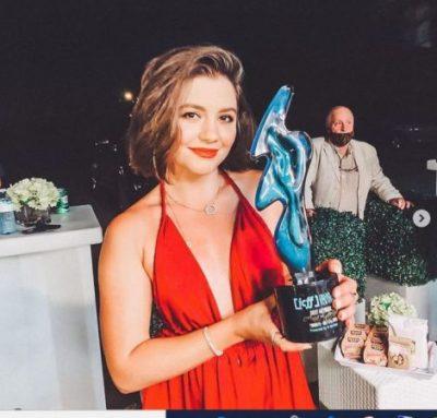 """SHQIPTARJA TRIUMFON NË KANADA/ Shpallet """"Aktorja më e mirë"""" në festivalin e filmit"""