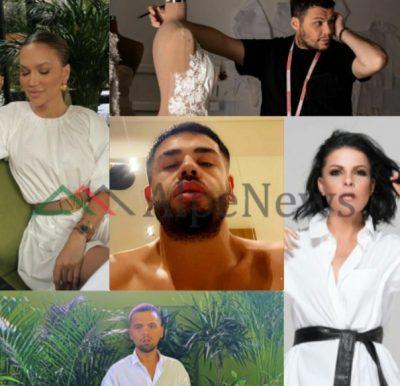"""""""INTELIGJENTË DHE DËGJUES TË…""""/ VIP-at shqiptarë që festojnë në të njëjtin muaj dhe janë """"PESHORE"""" (FOTOT)"""