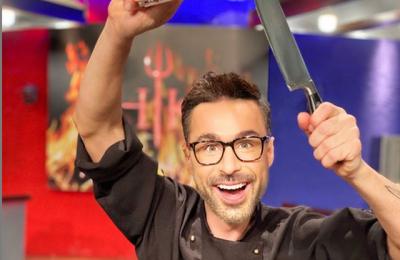 """DO VAZHDOJ TË THYEJ PJATA""/ Renato Mekolli zbulon datën e ""Hell's Kitchen 3"" (FOTO+VIDEO)"